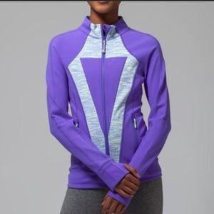 Ivivva Perfect Your Practice Define Jacket  Girls